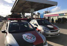 Bandidos explodem cofre de posto de combustível em João Pessoa