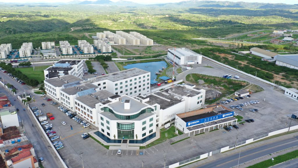 hospital facisa 1024x576 - Com previsão de gerar 1500 novos empregos, Unifacisa apresenta hospital universitário na PB