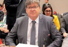 João Azevedo diz que 'ficou impossível defender a reforma' e cita 'déficit para o Estado'