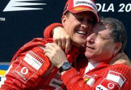 Jean Todt revela ter assistido corrida com Schumacher e que estado de saúde do heptacampeão estaria evoluindo, 'Ele continua lutando'