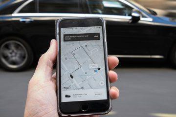 uber 360x240 - UBER: senha vai impedir que passageiro entre no carro errado