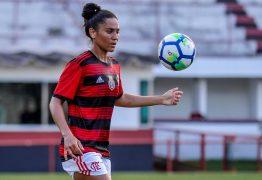 Lu Meireles detalha primeiros meses no Flamengo