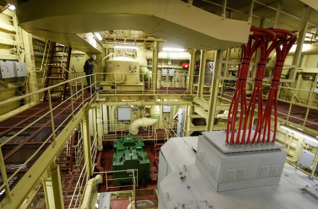 2019 08 22t171717z 489212825 rc1ac1c174f0 rtrmadp 3 russia nuclear floating plant 1024x671 - Usina nuclear flutuante vai atravessar a Rússia pelo Ártico