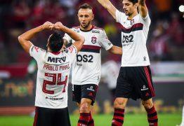 SEMIFINAL: Flamengo impede blitz do Inter e faz jogo maduro no Beira-Rio para quebrar tabu na América