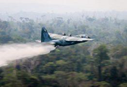 Israel envia avião para ajudar no combate aos incêndios na Amazônia