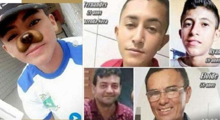 Acidente filho de Chico do Bar capa vítimas e acusdo e1566916102885 - Familiares fazem homenagem para jovem que faleceu em acidente envolvendo empresário paraibano; VEJA VÍDEO