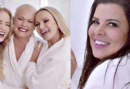 Xuxa quebra silêncio sobre participação de Mara em comercial