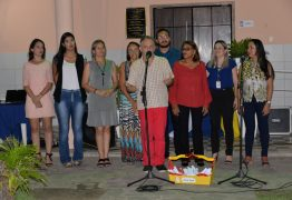 Escola Sesc Dom Ulrico realiza Chá Literário