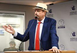 Deputado Jeová Campos convidou os paraibanos a participarem do ato, em Monteiro