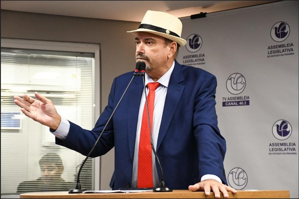 Deputado Jeová Campos disse que o ato em Monteiro é apartidário - Deputado Jeová Campos convidou os paraibanos a participarem do ato, em Monteiro