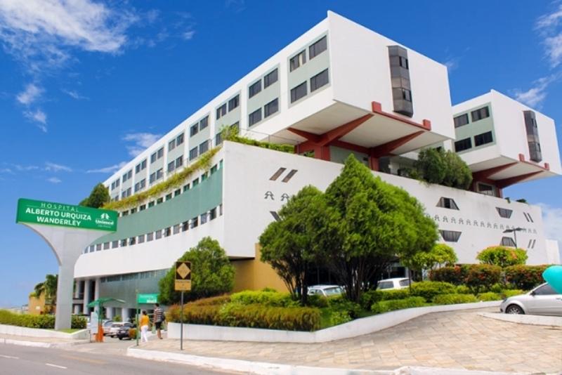 Hospital Alberto Urquiza Wanderley da Unimed JP - Unimed JP firma parceira com Hospital Sírio-Libanês para atualização de médicos cooperados