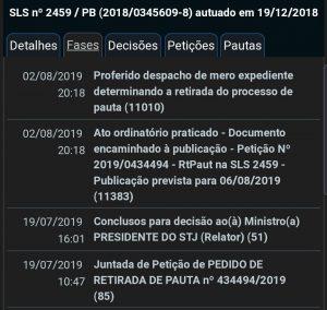 IMG 20190803 WA0004 2 300x284 - Pedido de afastamento de Berg Lima é retirado de pauta no STJ