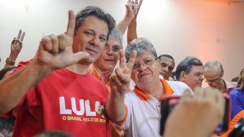 JA haddad - Que mensagem João Azevedo passará ao povo se for a Monteiro no domingo? - Por Flávio Lúcio
