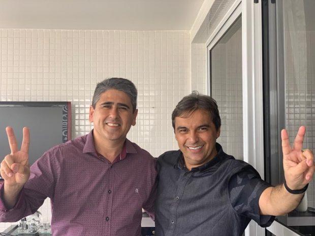 JARBAS MELO E GENIVAL MATIAS 620x465 - Após convite de Genival Matias, prefeito de Pedra Lavrada se filia ao Avante para disputar reeleição