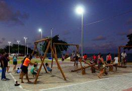 Praça do Mar em Jacumã vira ponto de encontro dos moradores e turistas e fortalece o lazer de Conde