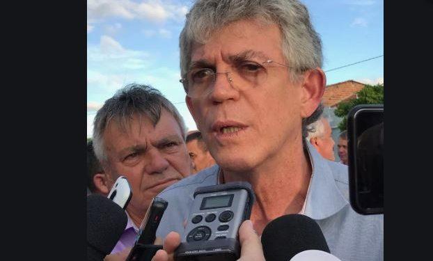 RICARDO 622x375 - SOS Transposição promete medir popularidade de Ricardo Coutinho junto à classe política