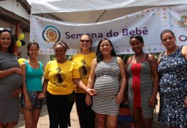 Conde promove segunda edição da Semana do Bebê com ações voltadas paras os cuidados na primeira infância