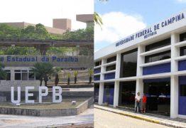 Professores, servidores e alunos paralisam atividades na próxima terça-feira em universidades da Paraíba