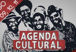 AGENDA CULTURAL: confira os eventos que vão movimentar João Pessoa neste fim de semana