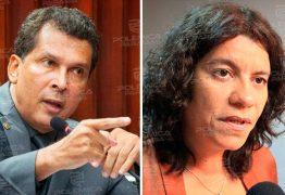 'PERDERAM UMA ÓTIMA OPORTUNIDADE DE FICAREM CALADAS': Ricardo Barbosa rebate Estela e Cida e defende permanência de Rosas no comando do PSB até fim de 2020; VEJA VÍDEO