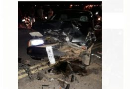 Prefeito de Bom Jesus e ex-prefeito de Cachoeira se envolvem em acidente em Triunfo