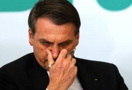 Desaprovação pessoal de Bolsonaro sobe de 28% para 53%, diz pesquisa