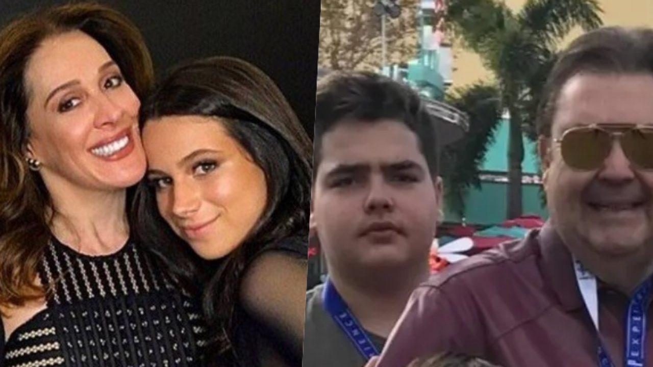 collage 11 1280x720 - ROMANCE TEEN: Filha de Cláudia Raia, Sophia Raia faz revelação sobre namoro com filho de Faustão