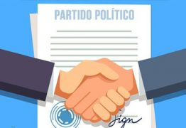 CRISE: Filiações partidárias pós-eleições têm menor número desde 1997