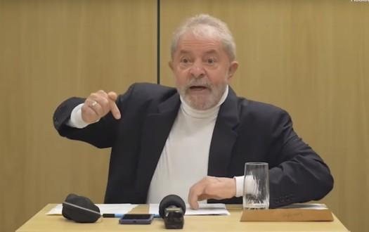entrevista lula bob fernades - Lula usa redes sociais para pedir que JN dê o mesmo espaço para Vaza-Jato que vazamentos tiveram durante impeachment de Dilma