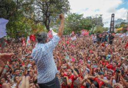 DOMINGO EM MONTEIRO: caravana 'Lula Livre' com Fernando Haddad chega ao Nordeste, diz site do PT