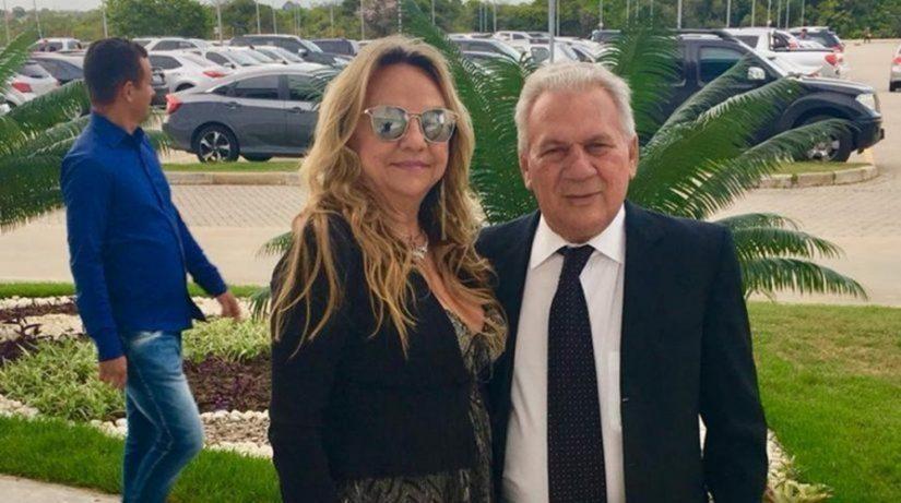 jose aldemir e dra paula 825x461 - Drª Paula parabeniza prefeito José Aldemir por aprovação das contas do ano de 2018