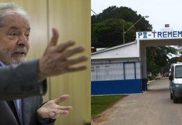 TREMEMBÉ: Lula vai para mesmo presídio de Nardoni e outros presos famosos