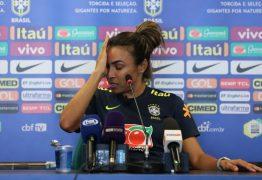 FUTEBOL FEMININO: Marta sofre lesão e fica de fora de amistosos