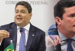 CONTRA-ATAQUE: Moro pede à PGR abertura de investigação contra presidente da OAB