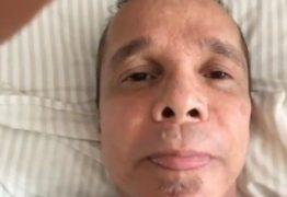 'DESTRUIDORES DA IMPRENSA': Netinho critica veículos que publicaram 'Fake News' sobre sua cirurgia
