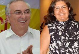 Nonato Bandeira e Naná Garcez tratam apenas como 'especulação' possibilidade de assumir lugar de Luís Tôrres na Secom/PB