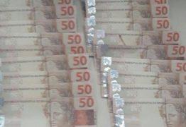 Pizzaiolo é preso por passar notas falsas compradas no Paraguai