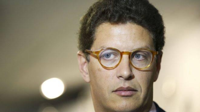 ricardo 3 660x372 - Novo, partido de Ricardo Salles, diz que ministro 'não representa a instituição' e que não o indicou para o cargo