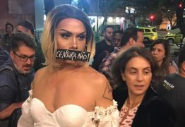 CENSURA NÃO! Ator nordestino Silvero Pereira protesta em pré-estreia de Bacurau – VEJA VÍDEO