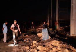 No galpão da Narciso Enxovais: trabalhador morre após cair de andaime de mais de 8 metros