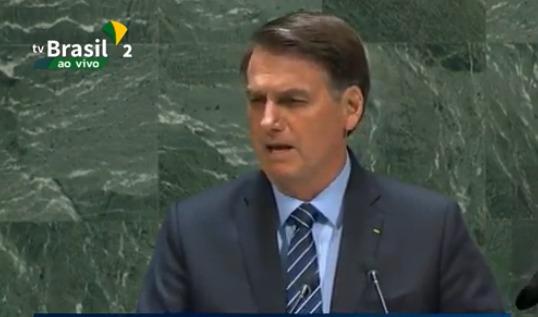 0ab39884 5a0a 4199 81eb da78685dc31f - VENHAM CONHECER A AMAZÔNIA: Bolsonaro critica mídia e defende remodelagem nas relações internacionais