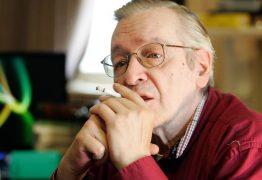 Olavo de Carvalho diz que Papa é agente da KGB eleito por George Soros – VEJA VÍDEO