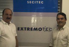 Agenda de atividades do Polo Extremotec é discutida por secretário