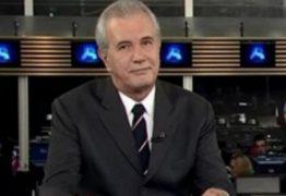 'Emprestei meu talento e eles escondem', diz Celso Freitas sobre não ser homenageado no JN
