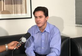 VENÉ RECUA: Senador afirmou que recomposição partidária na Paraíba não foi alcançada