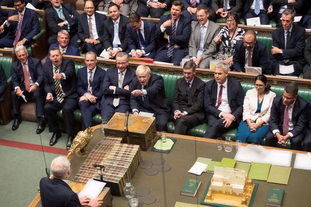 2019 09 03t225131z 610806013 rc17491a54c0 rtrmadp 3 britain eu 1024x683 - Câmara dos Lordes aprova lei para bloquear Brexit sem acordo