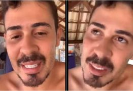 Carlinhos Maia se explica após polêmica sobre suicídio: 'Não incitei nada' – VEJA VÍDEO
