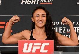 Ex-campeã lamenta reação agressiva de fãs após vitória no UFC México