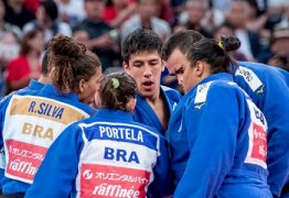 Brasil conquista bronze por equipes mistas no Mundial