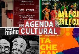 AGENDA CULTURAL: O fim de semana está recheado de eventos em João Pessoa